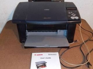 Canon MultiPass MP370 Printer Copier Scanner Powers On