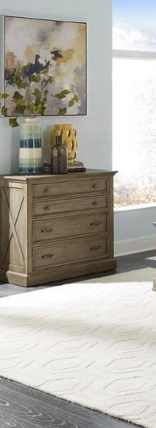 Mountain lodge chest only brown