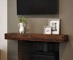 Fireplace Mantel Wall Shelf Beam  Retail 173 49