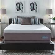 Slumber Solutions 14 inch Gel Memory Foam Choose Your Comfort Mattress   White  Retail 571 49