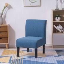 Armrest Fabric Single Sofa leisure Accent Chair  Retail 122 99