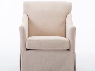 Gladis Skirted Swivel Chair by Greyson living shell Retail 506 20