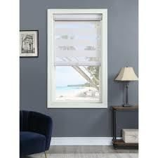 Home Collections Cordless Natural layered Shade  Retail 175 99 white