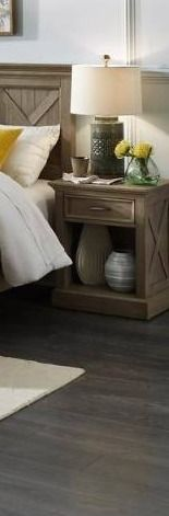 Mountain lodge Night stand only