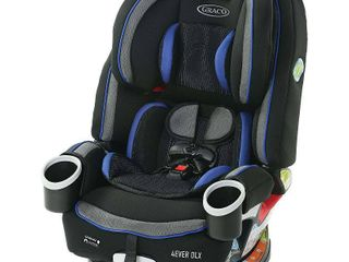 Graco 4Ever DlX 4 in 1 Car Seat Convertible   Kendrick