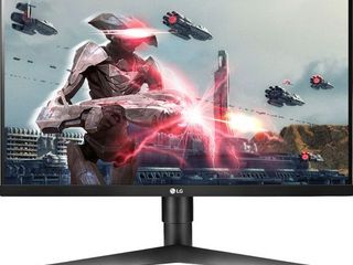 lG   UltraGear 27  IPS lED FHD FreeSync Monitor  DisplayPort  HDMI    Black DOES NT POWER ON SOlD AS IS
