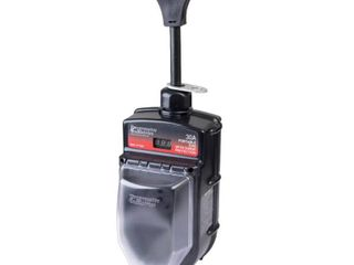 Progressive Industries EMS PT30X Portable RV Surge Protector   30 Amp