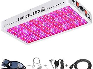retail for  305 00 King Plus 3000W lED Grow light Full Spectrum for Greenhouse and Indoor Plant Veg and Flower  Dual Chip 10w lEDs