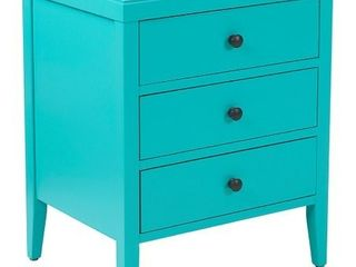 Turquoise East at Main s Jean Acacia Side Table