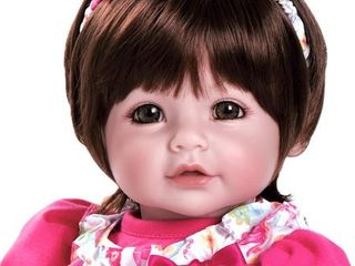 Adora love and Joy Brown Hair with Brown Eyes Baby 20  Doll
