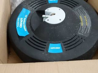 lOVHO 15  Surface Cleaner 3200 PSI with 1 4  Quick Connect Plug Universal Connector for Pressure Washer i1 4 i1 4 i1 4 i1 4 i1 4 i1 4
