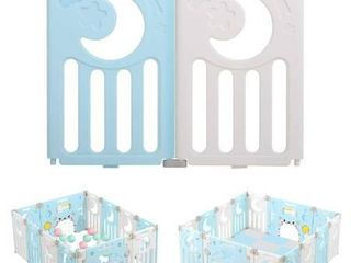 2 plastic pieces of play set