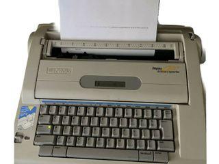 Smith Corona Display Dictionary Typewriter