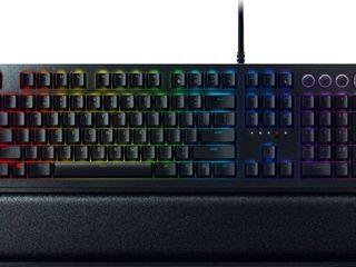 Huntsman Elite Wired Gaming Razer linear Optical Switch Keyboard with RGB Back lighting   Black