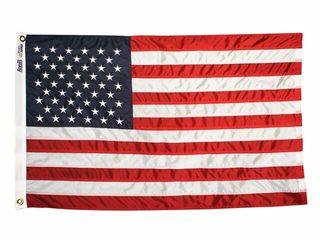 American Nyl Glo Flag 3ft x 5ft Nylon By Annin
