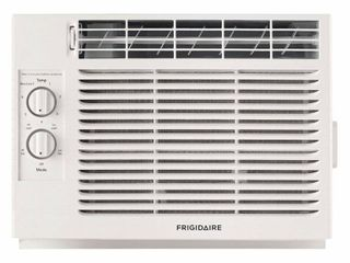 5 000 BTU 115 Volt Window Mounted Mini Compact Air Conditioner with Mechanical Controls by Frigidaire