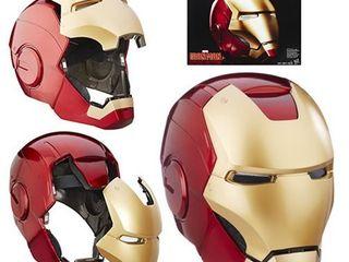 Marvel legends Iron Man Electronic Helmet  Size  One Size