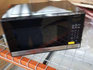 Panasonic NN SB458S Compact Microwave Oven  0 9 cft  Black