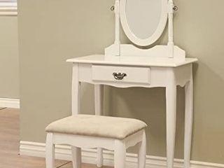 Frenchi Home Furnishing 3 Piece Vanity Set