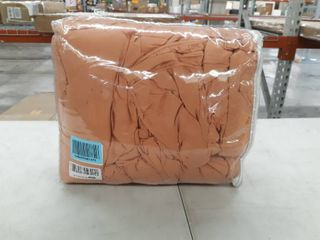 Amazon Fulfillment Down Comforter Set 90 A 94 in