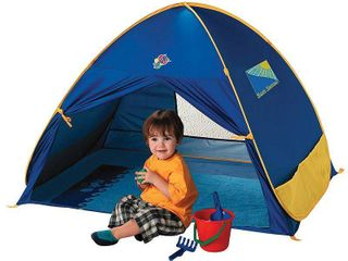 Schylling Pop Up Company Infant Play Shade Pop Up Tent  Multi Colored