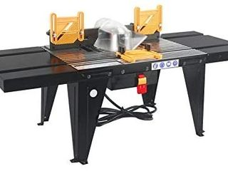 leegol Electric Benchtop Router Table Wood Working Craftsman Tool