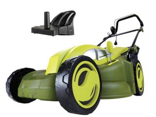 Sun Joe 13 Amp Electric lawn Mower   Green  17