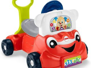 Fisher Price laugh   learn 3 in 1 Interactive Smart Car