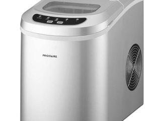 Frigidaire 26lb  Portable Countertop Ice Maker   EFIC108   SIlVER