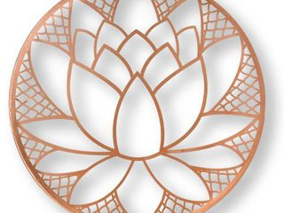 Graham   Brown lotus Blossom Wall Decor