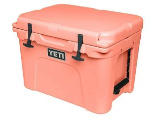 YETI Tundra 35 limited Edition Cooler 21 can Coral 1 pk 10035140000