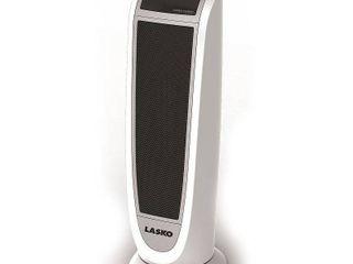 lasko Indoor Heater w  Remote White 1500W 5165