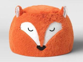 Character Pouf Fox   Pillowfort