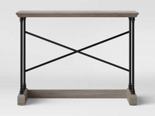Conway Sofa Table Gray   Threshold