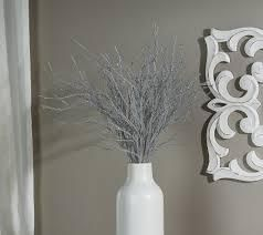 Set of 8 Glistening Decorative Sprays by Valerie Silver