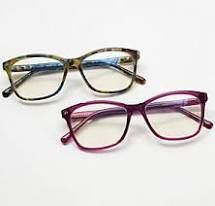Prive Revaux The luxe Blue light Readers Set of Two Strengths 3 3 BlueTort Mgenta  3 5