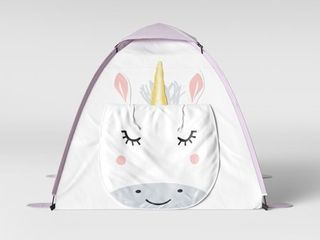 Unicorn Play Tent White   Pillowfort