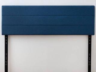 TWIN  Brookside Stella Upholstered Three Channel Headboard  Retail 85 49