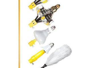 Bayco lBC 602D 7 Piece light Bulb Changing Kit