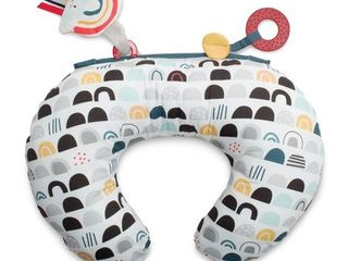 Infant Boppy Tummy Time   Slideline Collection Mini Pillow  Book   Teething Ring