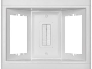 legrand   Pass   Seymour TV3lVKITWCC2 Recessed Television Box Three Gang low Voltage Kit Easy Installation
