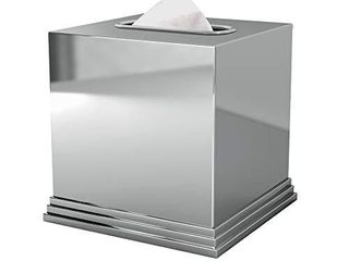 nu steel Timeless Boutique Tissue Box