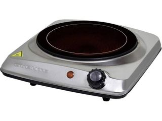 Ovente 7  Single Plate Electric Infrared Burner  1000W