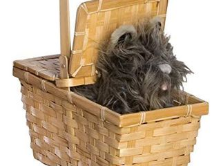 Wizard of oz Dorothy s Toto In A Basket