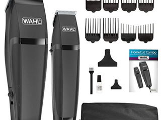 WAHl HOMECUT COMBO EASY TO USE HAIRCUTTING   TOUCH UP KIT