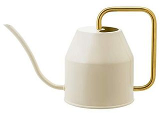 IKEA  403 941 18 Vattenkrasse Watering Can  Ivory  Gold