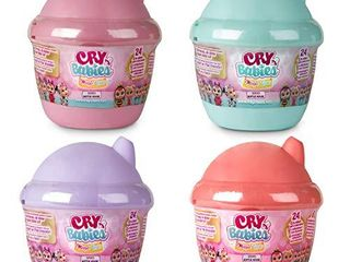 Cry Babies Magic Tears Bottle House  Multi color