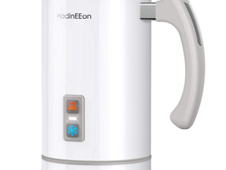 HadinEEon   500ml Electric Milk Frother   White   Model MMF 603B V2