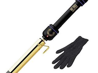 HOT TOOlS Signature Series Gold Flipperless Curling Iron   Wand  1 Inch