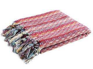 Cacala Pestemal Turkish Bath Towels 37x70 100 CottonTM Red